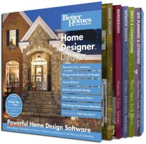 Better Homes and Gardens Home Designer Deluxe