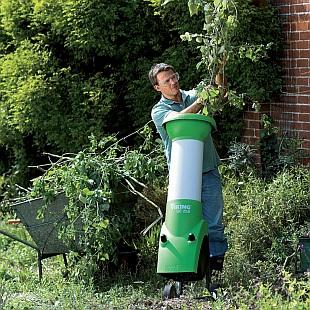 Drtič zahradního odpadu VIKING GE 250 (STIHL)