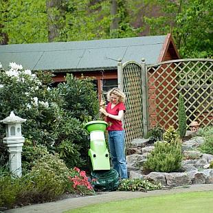 Drtič zahradního odpadu VIKING GE 150 (STIHL)