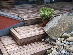 Dřevěná terasa: afrormosia - foto 4 ( dřevo a stavby )