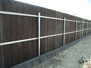 Desky na plot